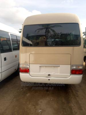 Super Accident Free Tokunbo Foreign Used Toyota Coaster Bus   Buses & Microbuses for sale in Lagos State, Ifako-Ijaiye
