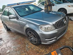 Mercedes-Benz C300 2011 Silver | Cars for sale in Edo State, Benin City