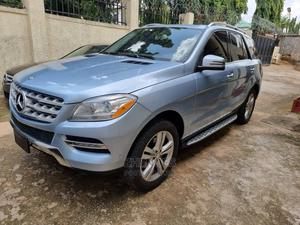 Mercedes-Benz M Class 2014 Blue   Cars for sale in Abuja (FCT) State, Asokoro