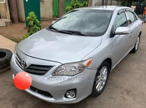 Toyota Corolla 2012 Silver   Cars for sale in Lagos State, Ikeja