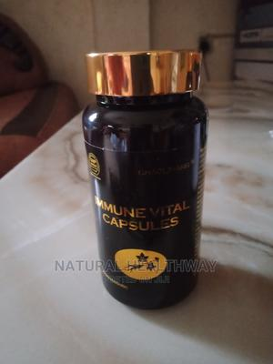 Immune Vital Capsule(Improves Semen And Sperm Quality) | Vitamins & Supplements for sale in Lagos State, Ejigbo