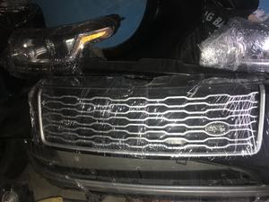 Range Rover Voque 2015 Front Grill 2020 Model Design   Vehicle Parts & Accessories for sale in Lagos State, Mushin