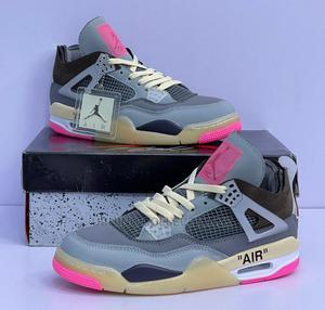 "Air Jordan 4 ""Quartz Pastal Pink""   Shoes for sale in Lagos State, Lagos Island (Eko)"