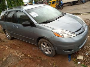 Toyota Sienna 2007 Blue | Cars for sale in Lagos State, Ilupeju
