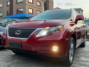 Lexus RX 2010 350 Red | Cars for sale in Lagos State, Ikeja