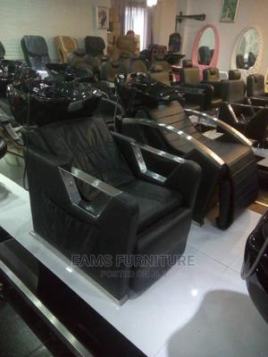 Washing Hair Bassin With Chair   Furniture for sale in Lagos State, Magodo