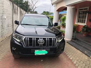 Toyota Land Cruiser Prado 2018 Black | Cars for sale in Lagos State, Gbagada