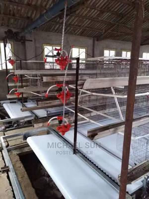 Factory Poultry Cage | Farm Machinery & Equipment for sale in Lagos State, Ikorodu