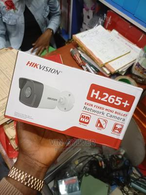 Hikvision 4MP Ip Bullet Camera | Security & Surveillance for sale in Lagos State, Ojo