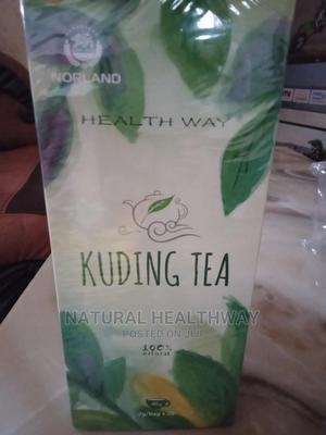 Kudding Tea(Reduces Blood Pressure And Cholesterol) | Vitamins & Supplements for sale in Lagos State, Apapa