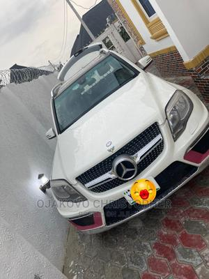 Mercedes-Benz GLK-Class 2012 350 4MATIC White | Cars for sale in Delta State, Ethiope East