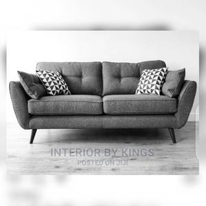 3seater Fabric Sofa Production Time 5dayscan Come in Colors | Furniture for sale in Lagos State, Lekki