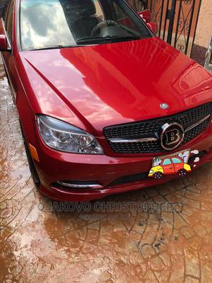 Mercedes-Benz C300 2008 Red | Cars for sale in Delta State, Ethiope East