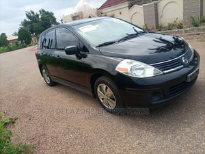 Nissan Versa 2009 Hatchback 1.8 SL Black | Cars for sale in Kwara State, Ilorin South