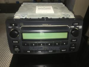 Toyota Corolla Car Stereo   Vehicle Parts & Accessories for sale in Lagos State, Ikeja