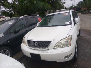 Lexus RX 2008 350 White | Cars for sale in Lagos State, Amuwo-Odofin