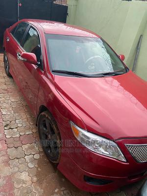 Toyota Camry 2008 2.4 XLE Red | Cars for sale in Delta State, Warri