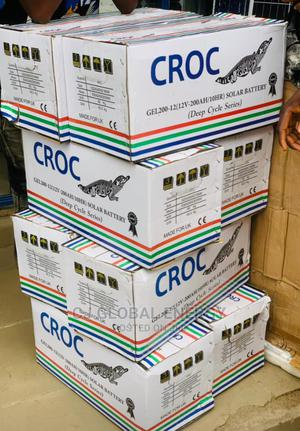200ah Croc Battery   Solar Energy for sale in Lagos State, Badagry