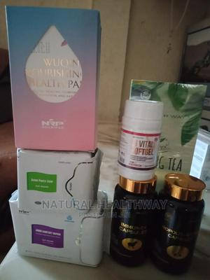 Norland Combo(Permanent Cure 4 All Gynogologica Ailments | Vitamins & Supplements for sale in Lagos State, Surulere