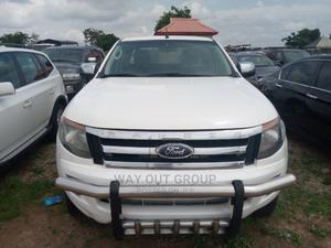 Ford Ranger 2014 White | Cars for sale in Abuja (FCT) State, Kubwa