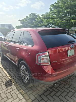 Ford Edge 2008 Red   Cars for sale in Lagos State, Lekki
