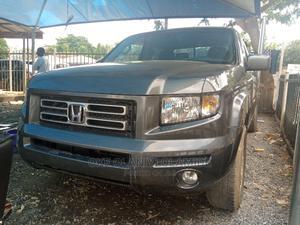 Honda Ridgeline 2007 Gray   Cars for sale in Abuja (FCT) State, Garki 2