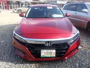 Honda Accord 2018 Red   Cars for sale in Lagos State, Ikeja