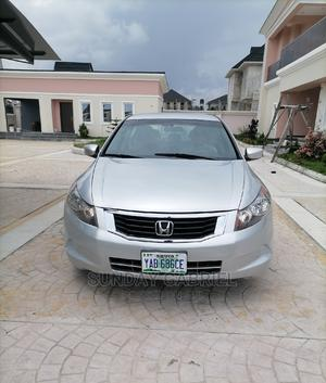Honda Accord 2008 2.4 EX Automatic Silver | Cars for sale in Akwa Ibom State, Uyo