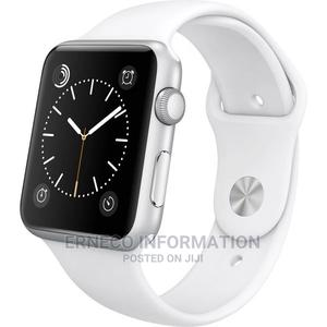 Apple Iwatch Series 1 Mj3n2ll/A 42mm (Green,White and Gray) | Smart Watches & Trackers for sale in Lagos State, Ikeja