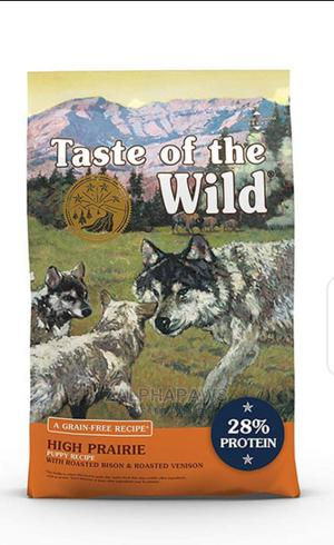 Taste of the Wild High Prairie Puppy Recipe | Pet's Accessories for sale in Lagos State, Isolo