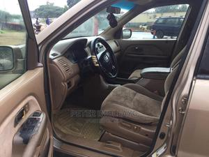 Honda Pilot 2004 LX 4x4 (3.5L 6cyl 5A) Gold | Cars for sale in Oyo State, Ibadan