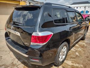 Toyota Highlander 2012 Limited Black | Cars for sale in Lagos State, Yaba