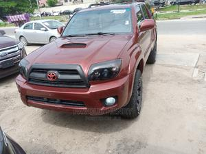 Toyota 4-Runner 2008 Sport Edition Red | Cars for sale in Lagos State, Amuwo-Odofin