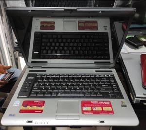 Laptop Toshiba 2GB Intel Core 2 Duo HDD 128GB   Laptops & Computers for sale in Lagos State, Ikeja