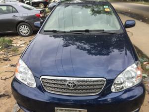 Toyota Corolla 2005 LE Blue   Cars for sale in Lagos State, Amuwo-Odofin