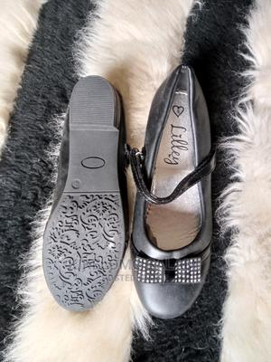 Lilley Black Girls Stony Bow Shoe (US 4) | Children's Shoes for sale in Lagos State, Alimosho