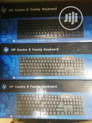 Wired Keyboard Hp | Computer Accessories  for sale in Lagos State, Ikeja