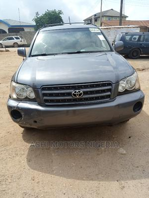 Toyota Highlander 2003 Blue | Cars for sale in Oyo State, Ibadan