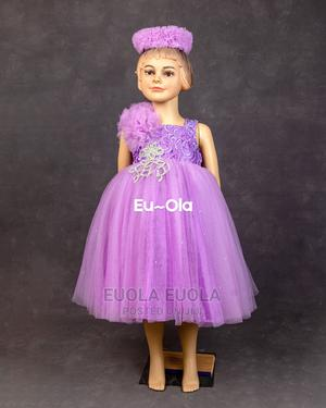 Ball Dress For Gilrs/Kids, Baby Dress, Baby Ball Gown, Dress | Children's Clothing for sale in Lagos State, Alimosho