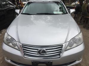 Lexus ES 2010 350 Silver | Cars for sale in Lagos State, Amuwo-Odofin