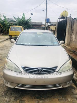 Toyota Camry 2005 Gold | Cars for sale in Lagos State, Alimosho