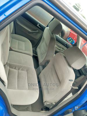Volkswagen Golf 2002 Blue | Cars for sale in Delta State, Aniocha South