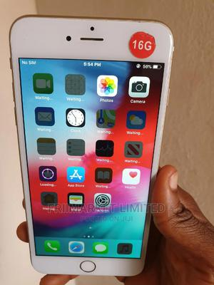 Apple iPhone 6 Plus 16 GB Gold | Mobile Phones for sale in Edo State, Egor