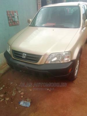 Honda CR-V 2003 Gold | Cars for sale in Lagos State, Ifako-Ijaiye