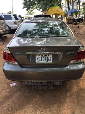 Toyota Camry 2005 Gray | Cars for sale in Abuja (FCT) State, Gaduwa