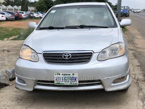 Toyota Corolla 2006 S Silver | Cars for sale in Abuja (FCT) State, Gwarinpa