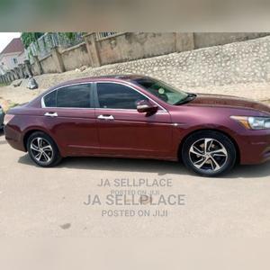 Honda Accord 2010 Sedan EX Automatic Red | Cars for sale in Abuja (FCT) State, Jabi