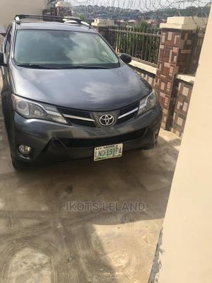 Toyota RAV4 2013 XLE AWD (2.5L 4cyl 6A) Gray | Cars for sale in Abuja (FCT) State, Lugbe District