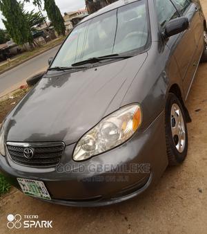 Toyota Corolla 2006 LE Gray | Cars for sale in Lagos State, Ikotun/Igando
