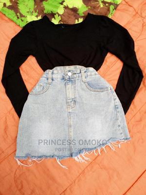 Denim Skirts   Clothing for sale in Lagos State, Ojo
